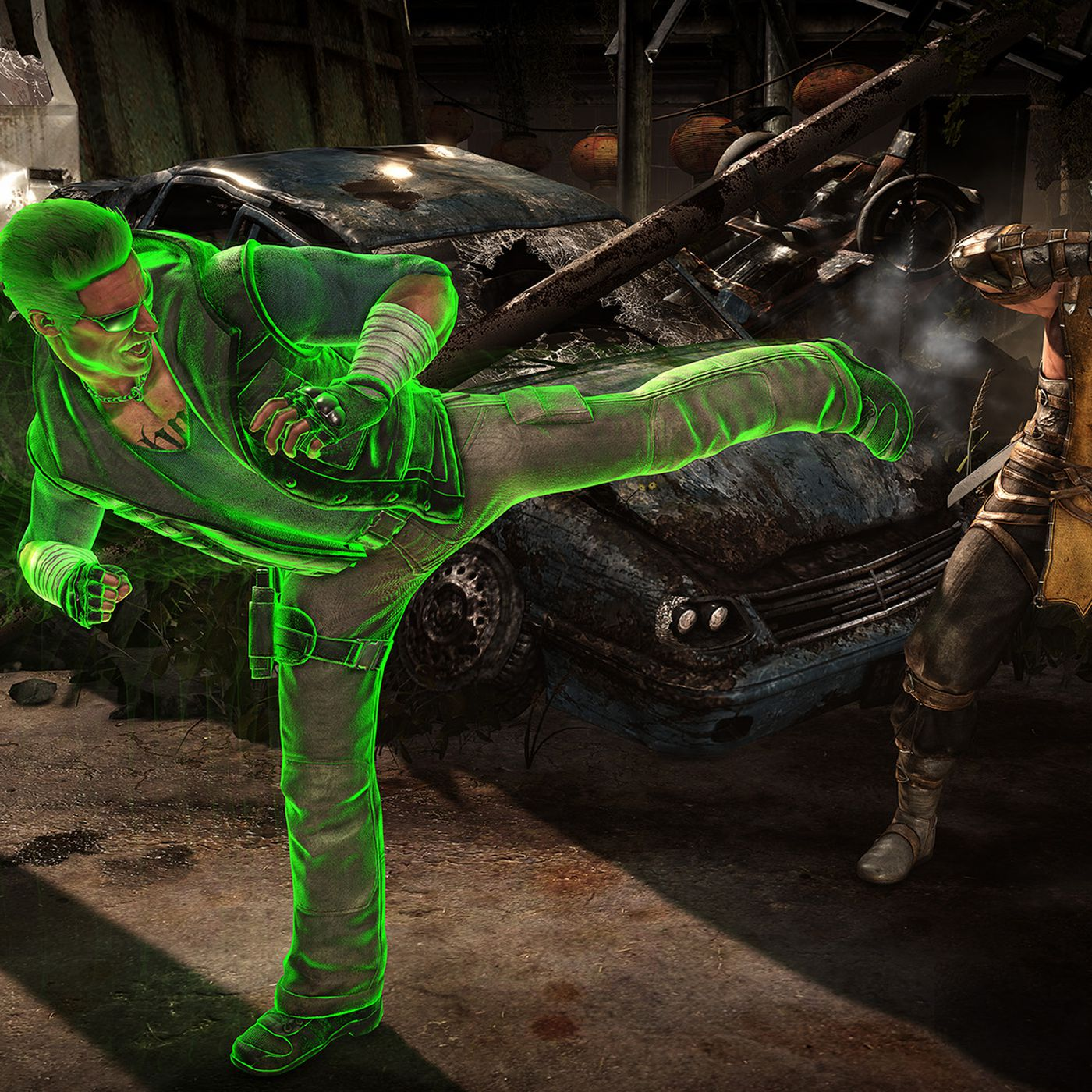 Mortal Kombat X Brings Back Johnny Cage Sonya And More For Its