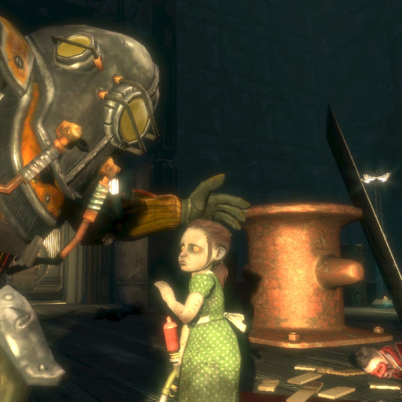Bioshock Bungled Its Best Chance To Make Play Meaningful Polygon