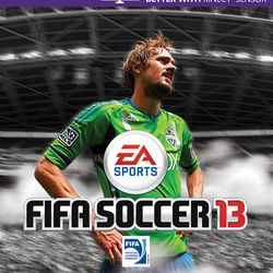 FIFA13 cover: Roger Levesque