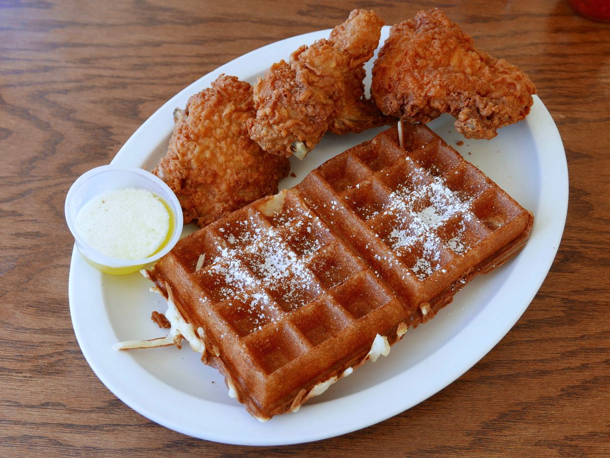 Chicken And Waffles Los Angeles