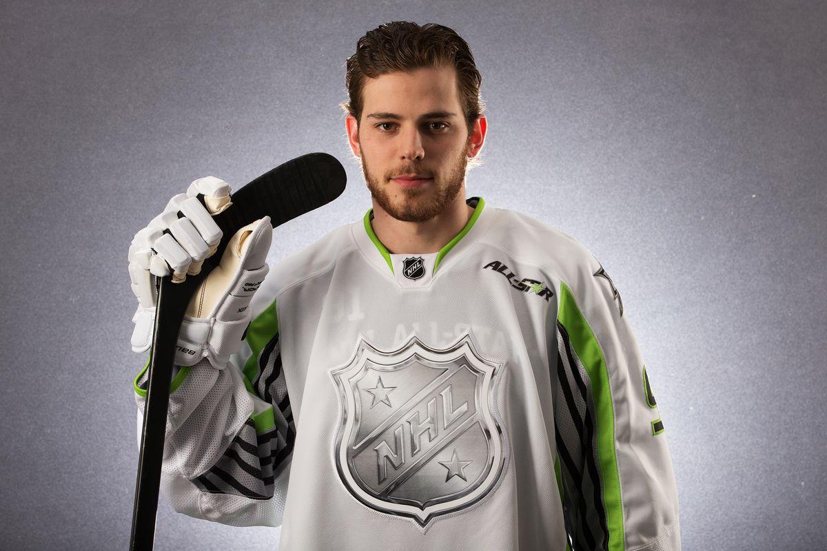 2015 Honda NHL All-Star Portraits