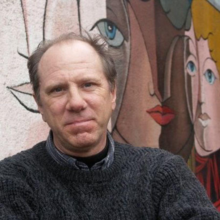 Author Jeff W. Huebner.
