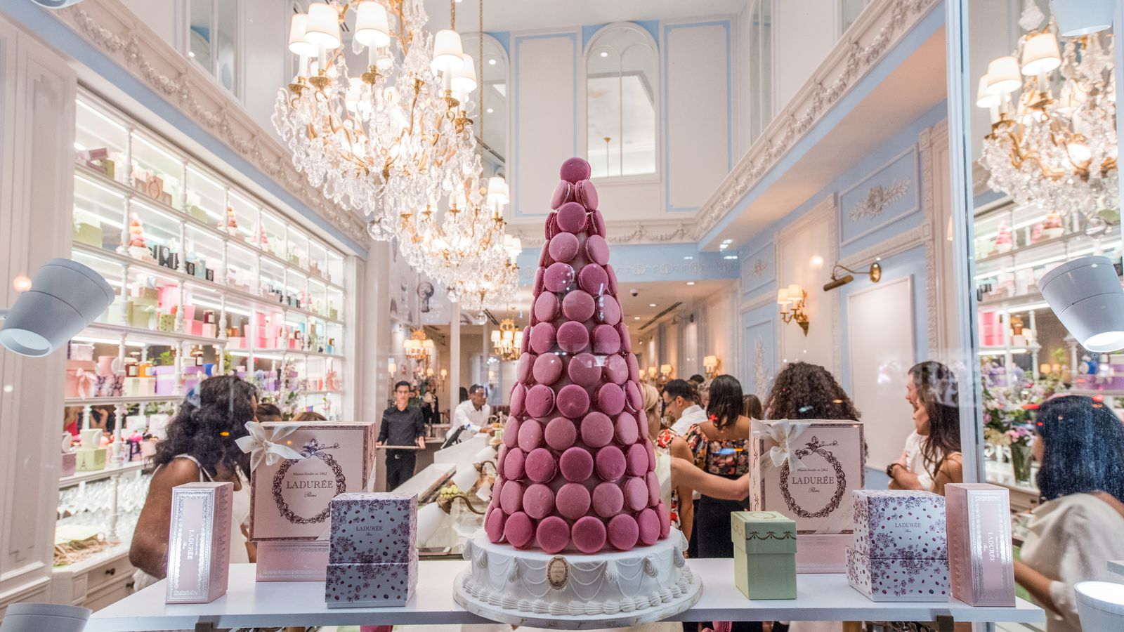 Ladur e brings more than macarons to d c eater dc - Interior design jobs washington state ...