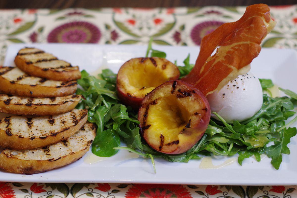 A dish from Burton's Bar & Grill.