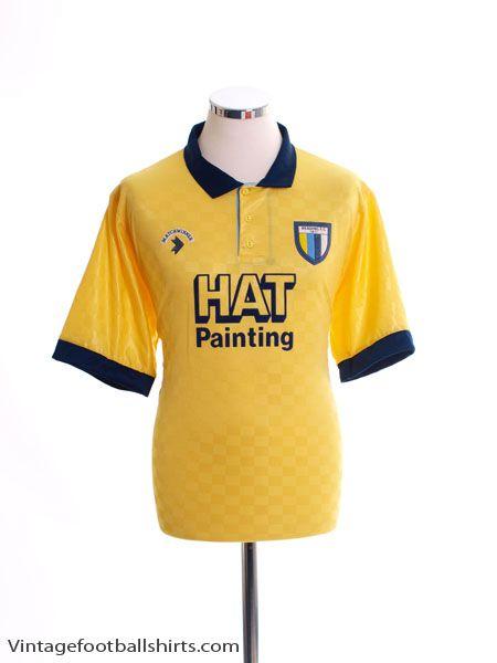 55648418c Away Kit World Cup  1989-91