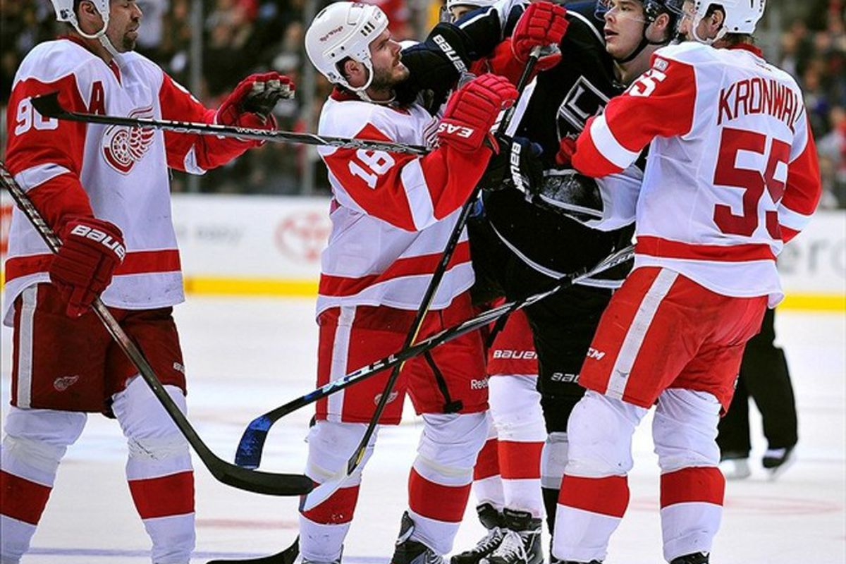 cede61577b1 Red Wings   Kings  Preview  Gamethread - Jewels From The Crown