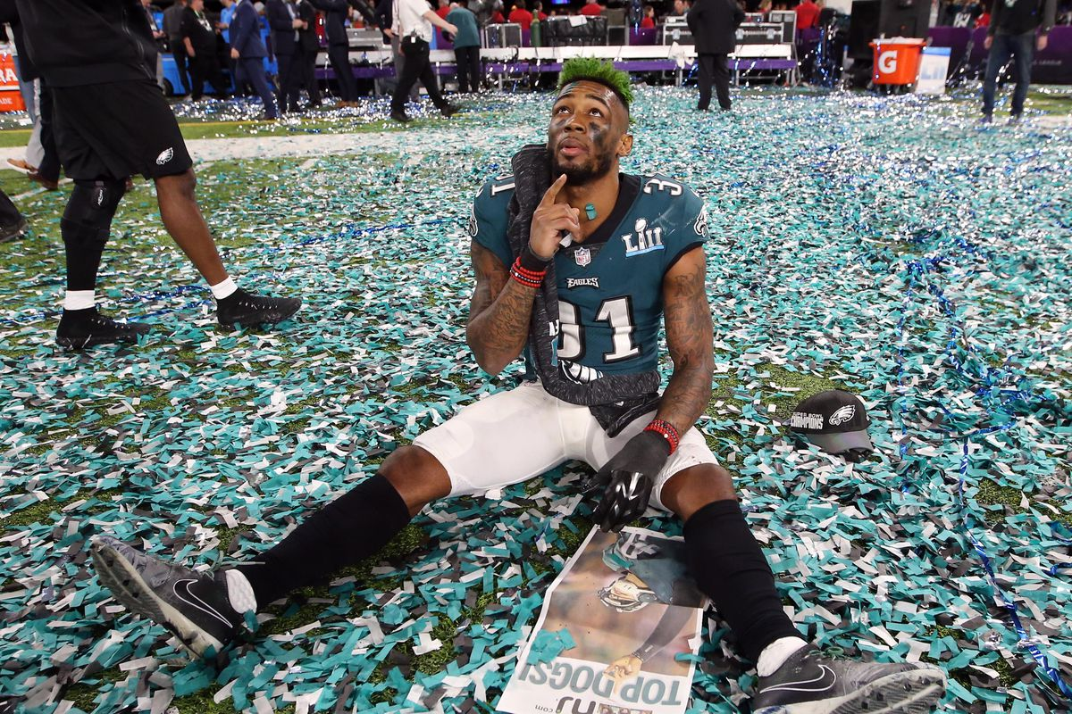 11 former SEC players win Super Bowl LII with Philadelphia Eagles ... 6dff68512