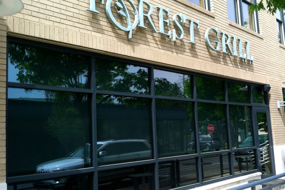 Forest Grill will undergo a remodel this summer.