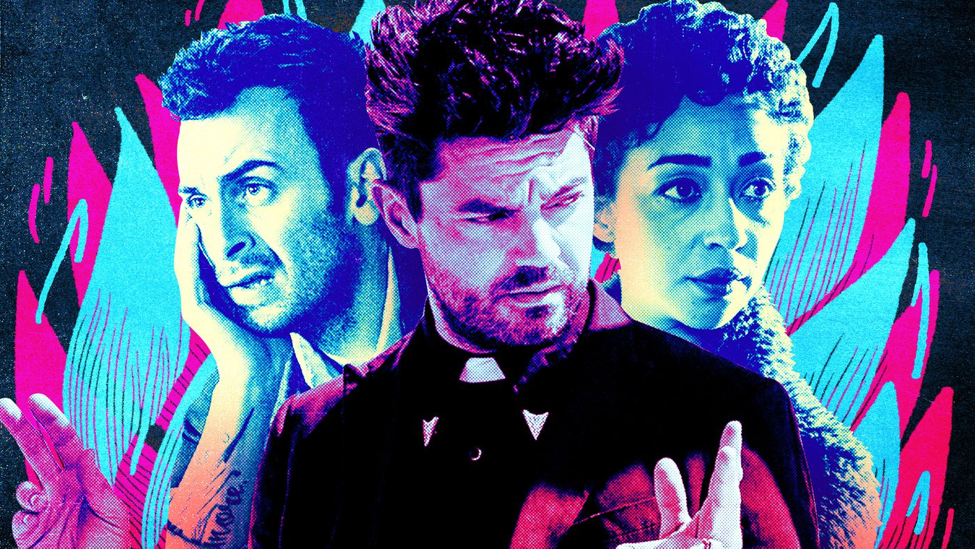 The Deliriously Fun and Maddeningly Inconsistent 'Preacher' Ends How It Began