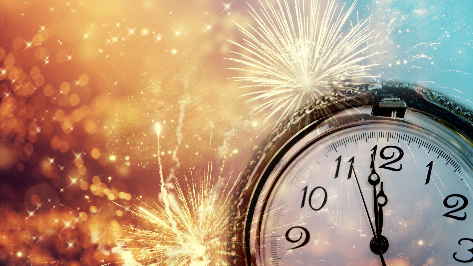 New Year's Eve will last one second longer than usual this ...