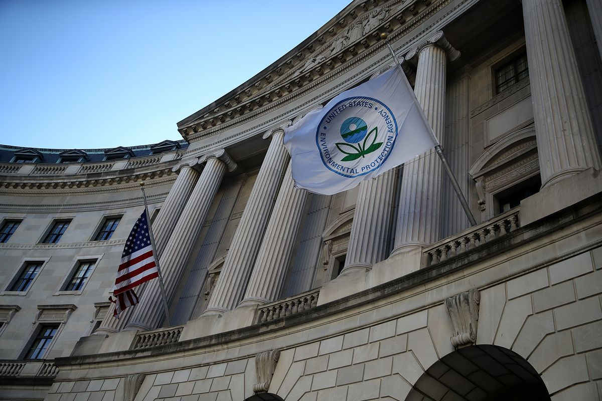 DRAIN THE SWAMP: EPA SHED 1,200 JOBS IN TRUMP'S FIRST YEAR AND A HALF