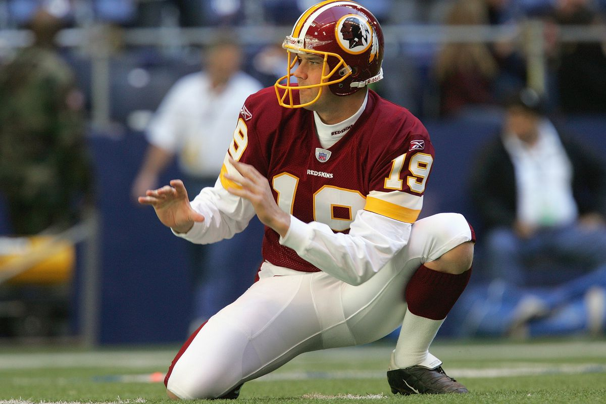 online store 17bd3 7553a Washington Redskins By The (Jersey) Numbers: #19 - Is Mr ...