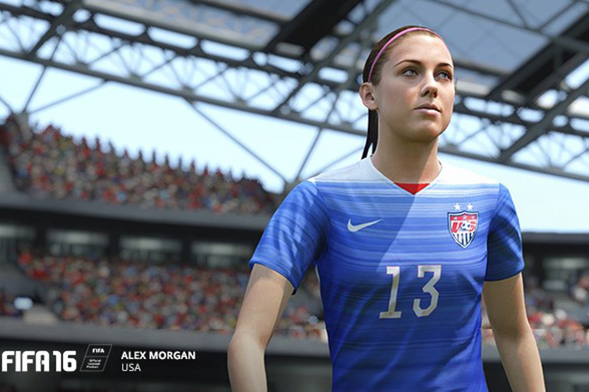 ed3a494fb31 Our City  It s Time For EA Sports to Add Women s Leagues to the FIFA  Franchise