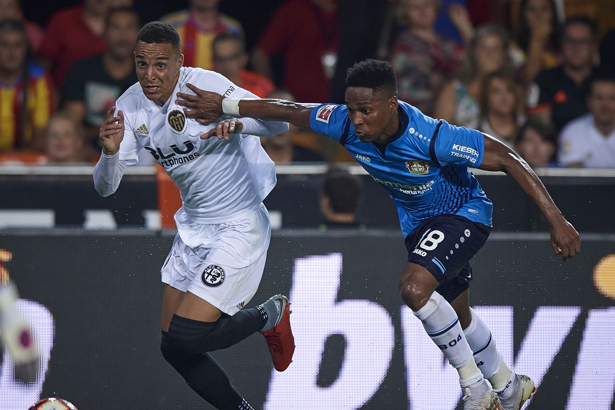 Valencia v Bayer Leverkusen - Pre-Season Friendly