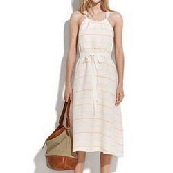 "<a href=""http://www.madewell.com/madewell_category/DRESSES/waistdefined/PRDOVR~86897/86897.jsp""> Madewell Summershare dress</a> $128 madewell.com"