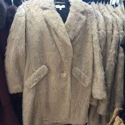 Jacket, size XS, $125 (was $598)