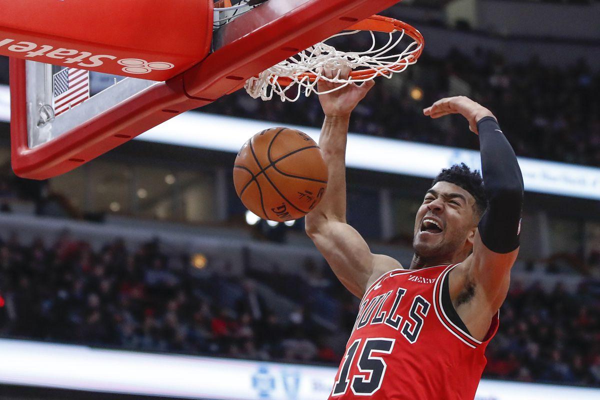 NBA: Houston Rockets at Chicago Bulls