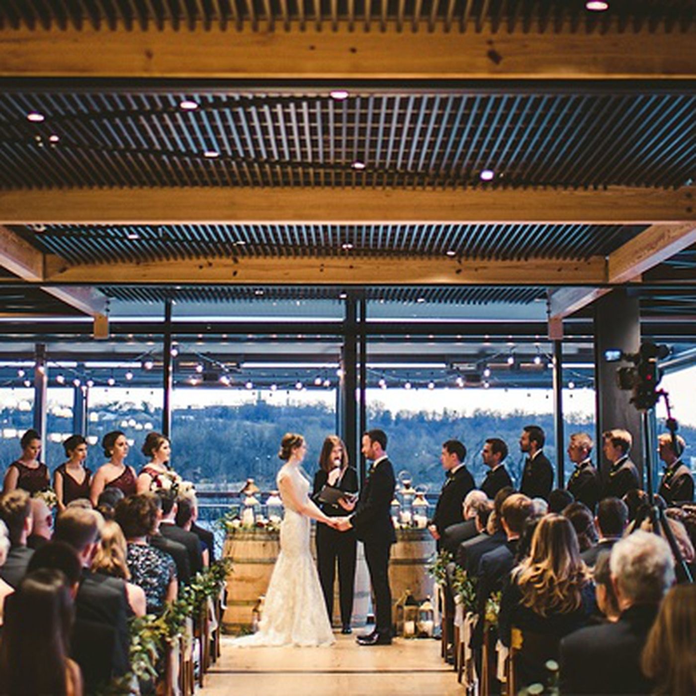 These D C Restaurants Transform Into Stylish Wedding Venues
