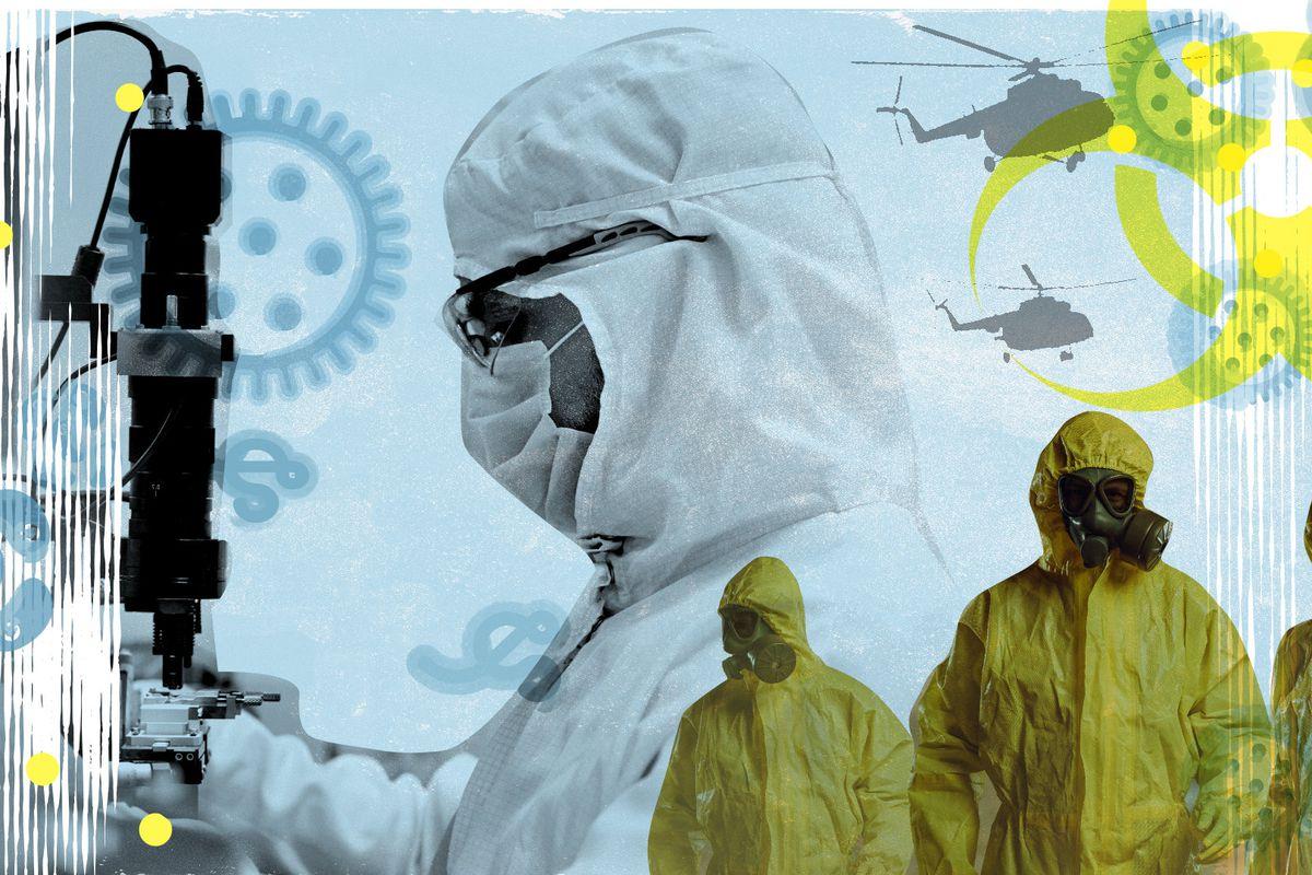 نتيجة بحث الصور عن Epidemics and biological weapons