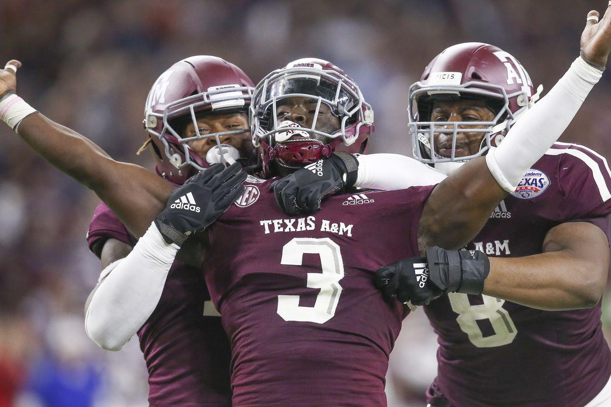 NCAA Football: Texas Bowl-Oklahoma State vs Texas A&M