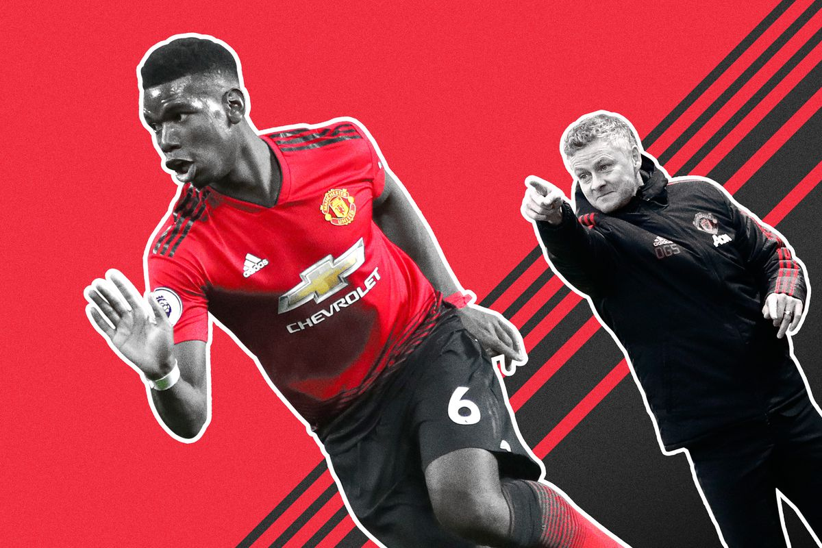 6f9ebd33d Paul Pogba and Manchester United Are Having Fun Again - The Ringer