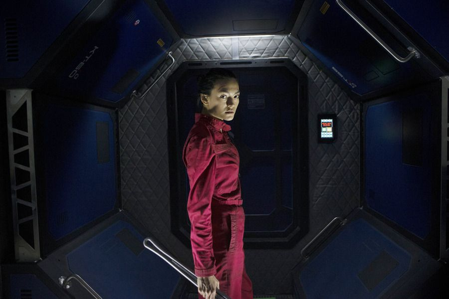 Julie in The Expanse.