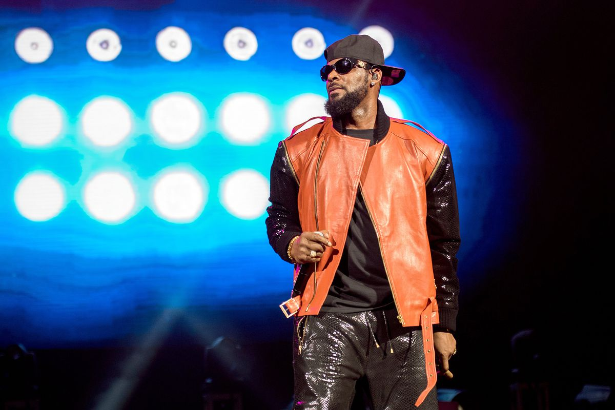 Surviving R  Kelly: Black women have been calling out R  Kelly for