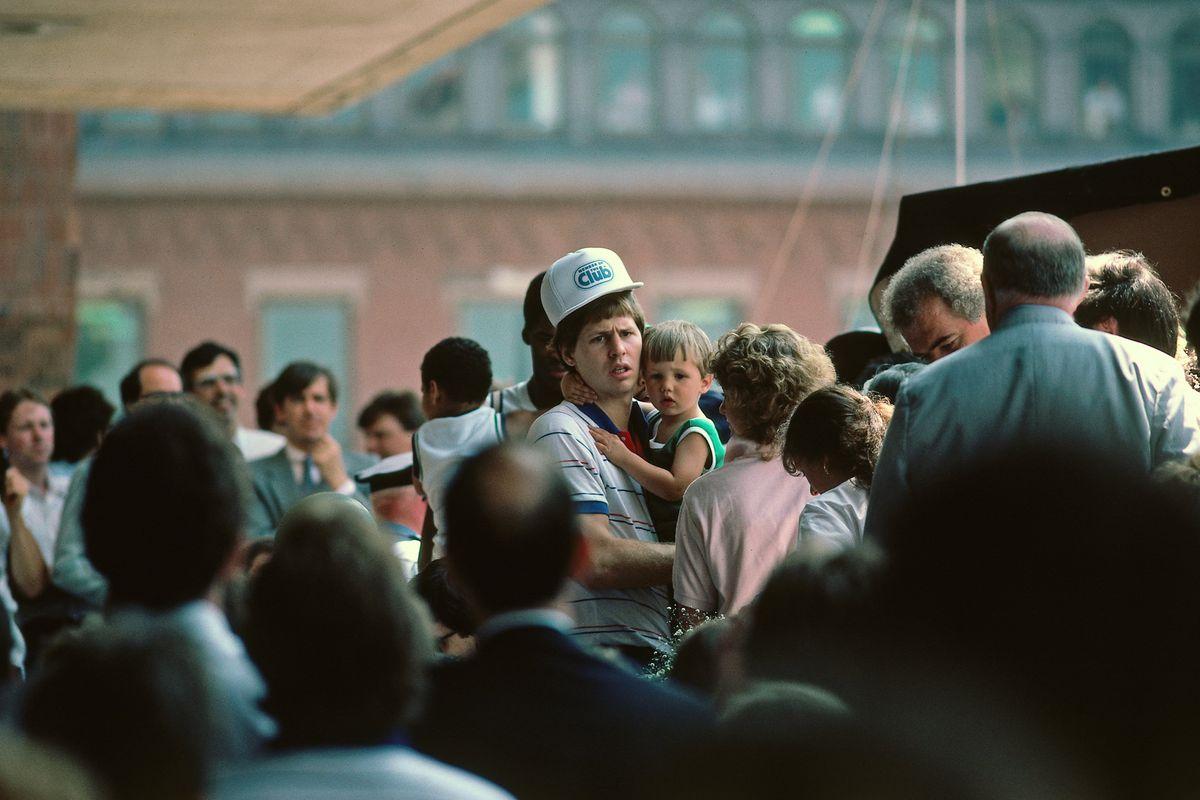 1984 Boston Celtics Championship Parade