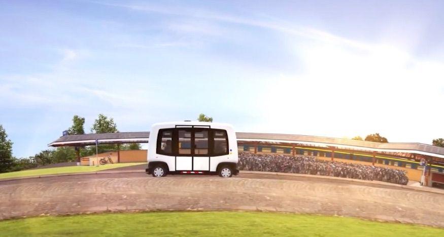 Beverly Hills Autonomous Transport