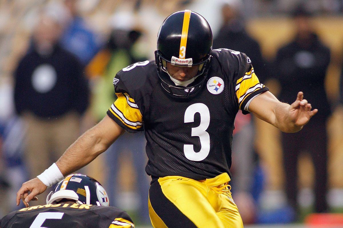 "Former Pittsburgh Steelers placekicker Jeff Reed: ""I'll ..."