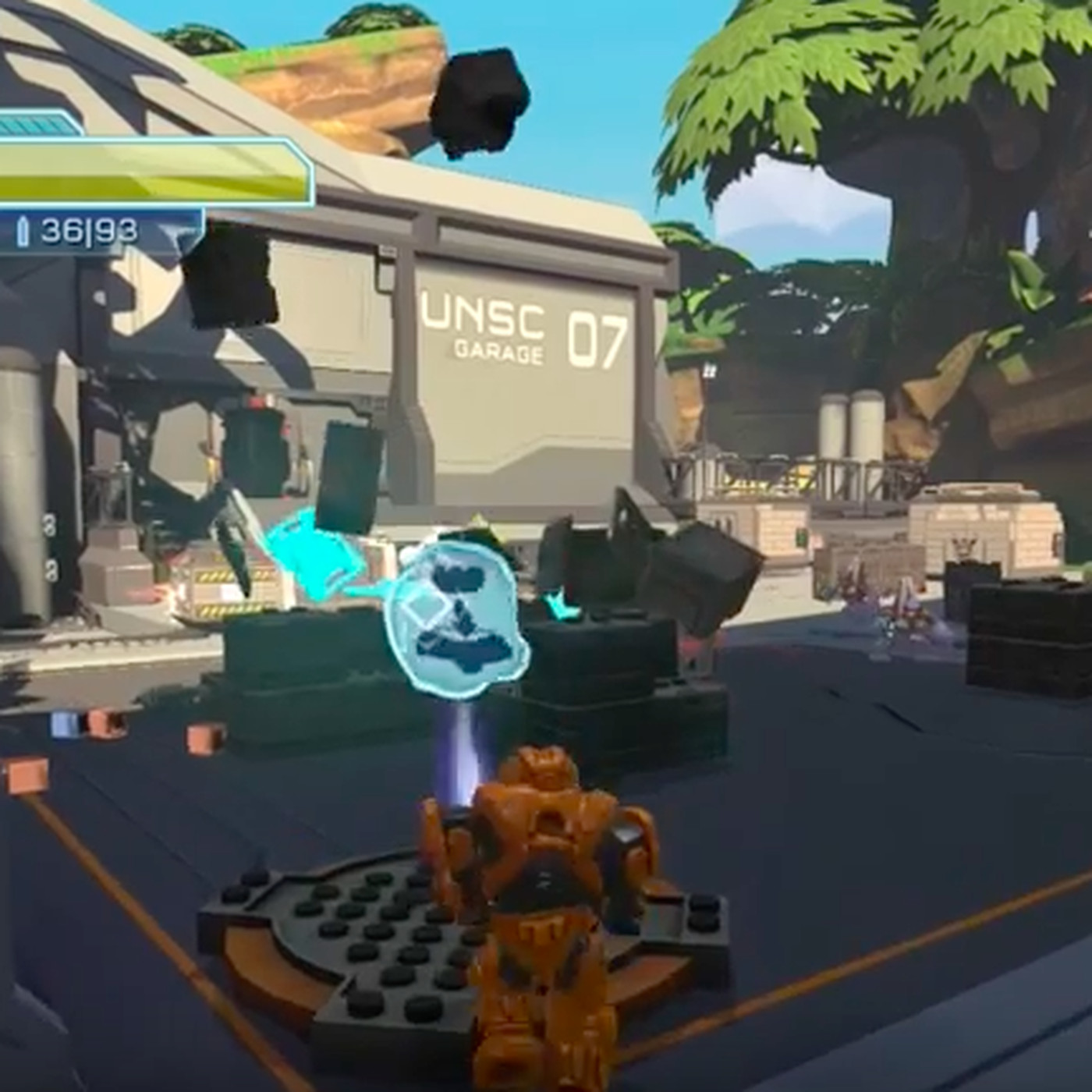 Halo was getting a Mega Bloks game, according to leaked build