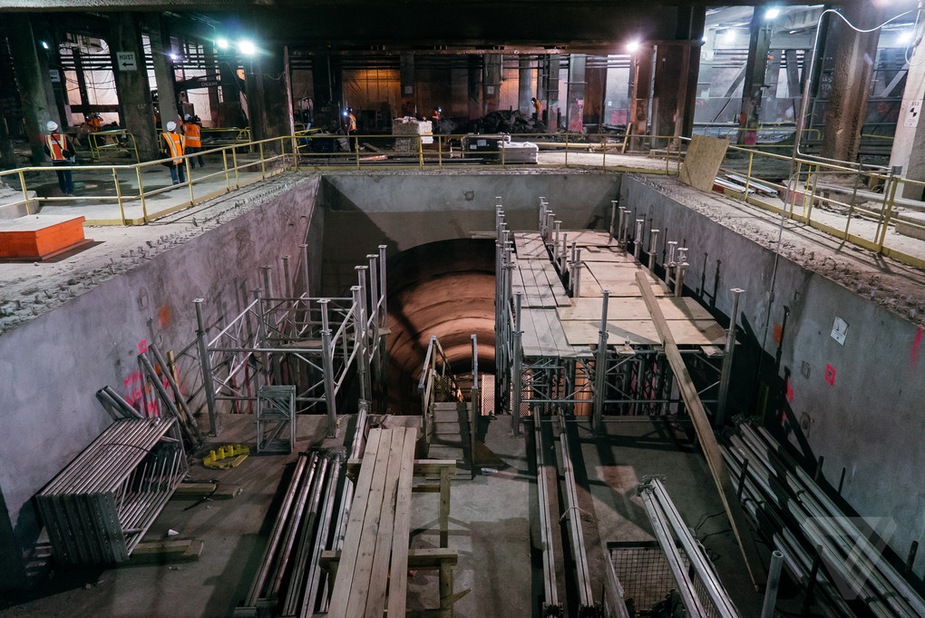 Lithium Ion Car Battery >> Inside New York City's East Side Access, the biggest ...