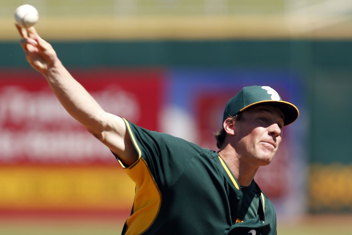 Chris Bassitt was reassigned to minor league camp.