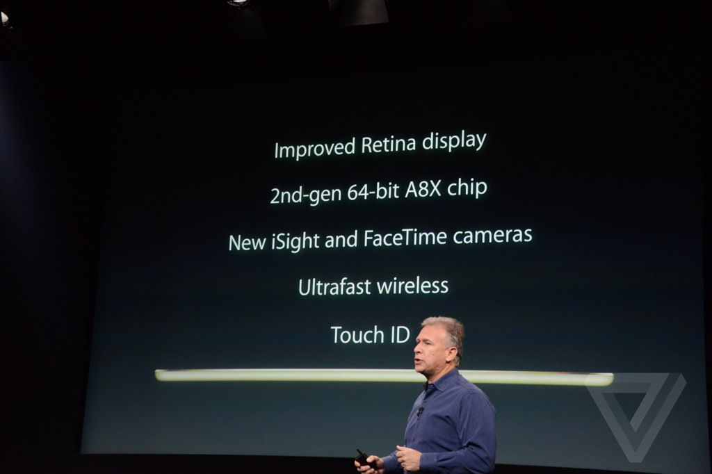 iPad Air features