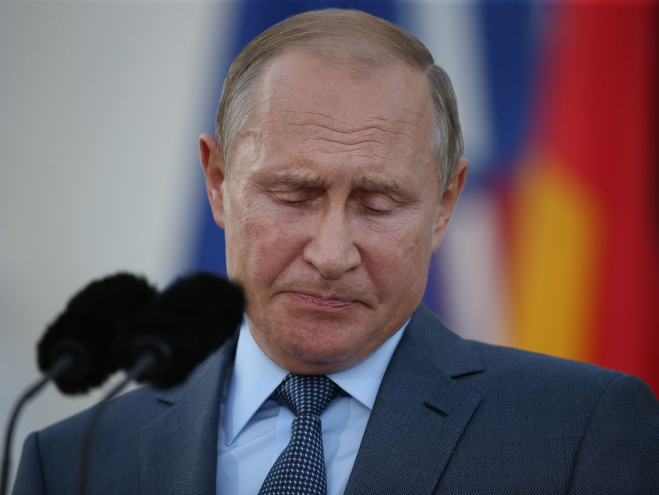 Russian President Vladimir Putin won't be happy with the sanctions President Donald Trump placed on individuals and entities in his country on September 20, 2018.