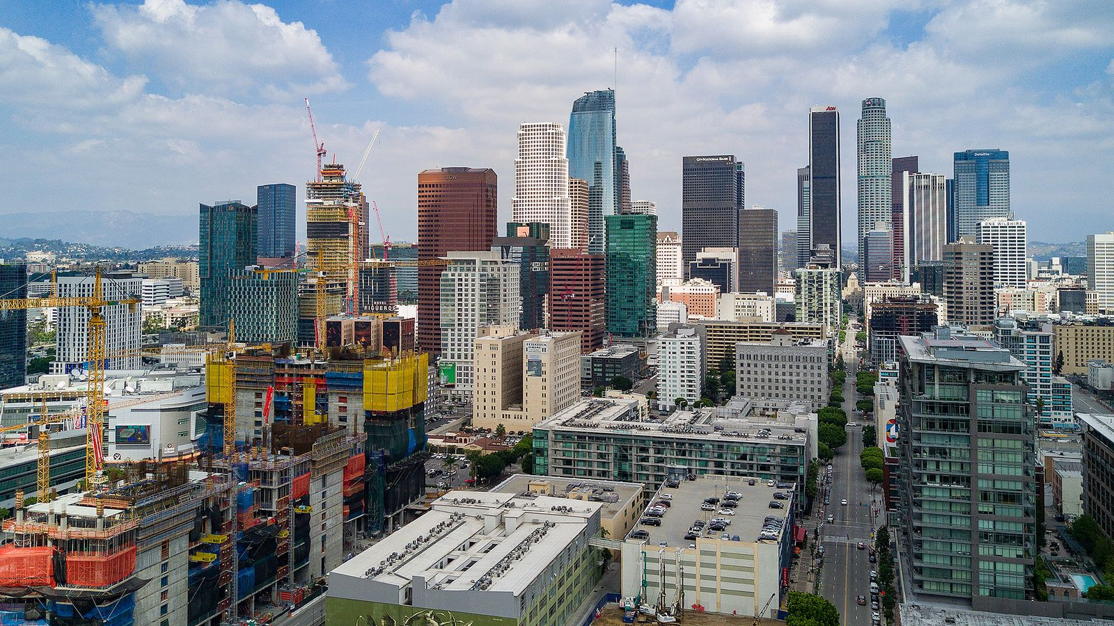 Downtown LA added 7,551 apartments in the last six years ...