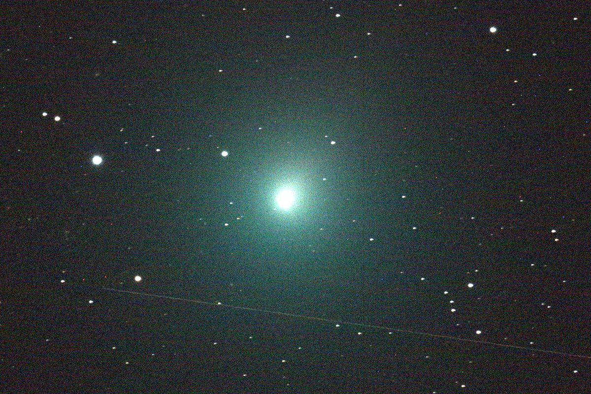 Comet 46p Wirtanen Is Coming Unusually Close To Earth This