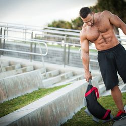 """<a href=""""http://miami.racked.com/archives/2014/08/13/theo-marcopoulos-fitness-trainer-miami.php"""">Theo """"T-Nice"""" Marcopoulos</a>/ Image via Theo Marcopoulos"""