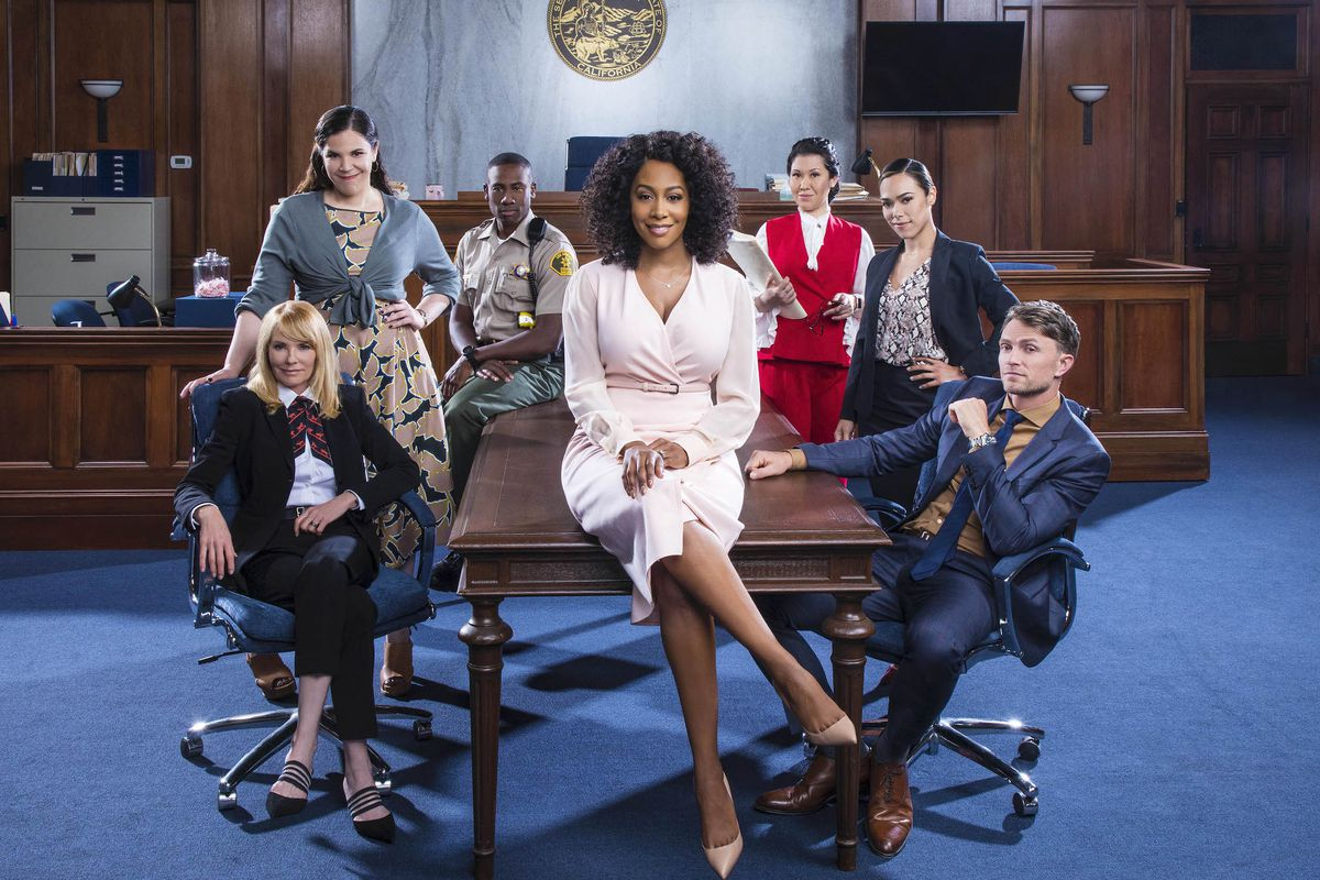 CBS courtroom drama will use Zoom, FaceTime for special pandemic ...