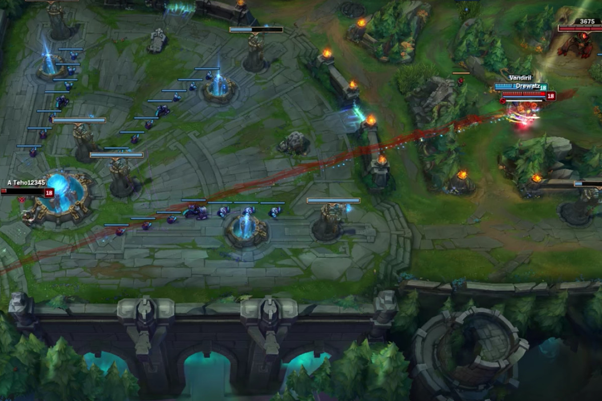 new warwick can basically jump across 1 4 of the map at full speed