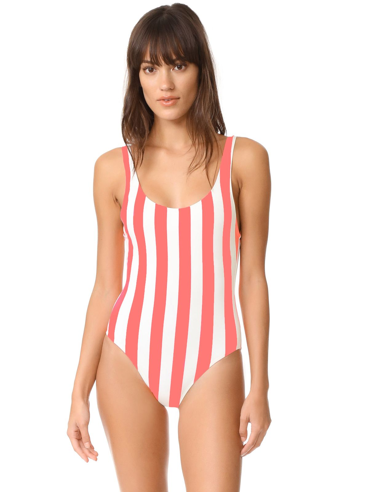 Solid and Striped The Anne Marie One Piece, $117.60