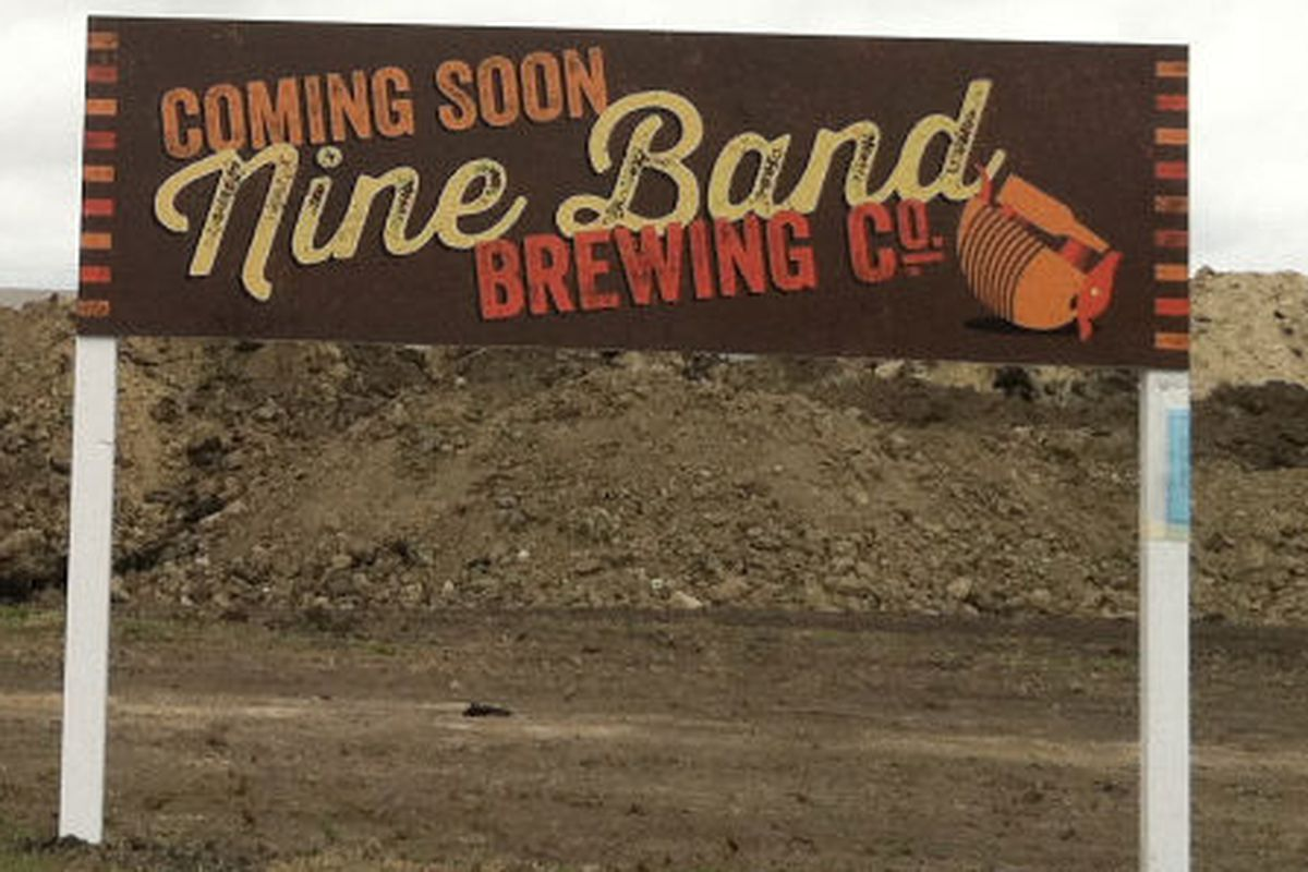 Nine Band Brewing will be Allen's first craft brewery.