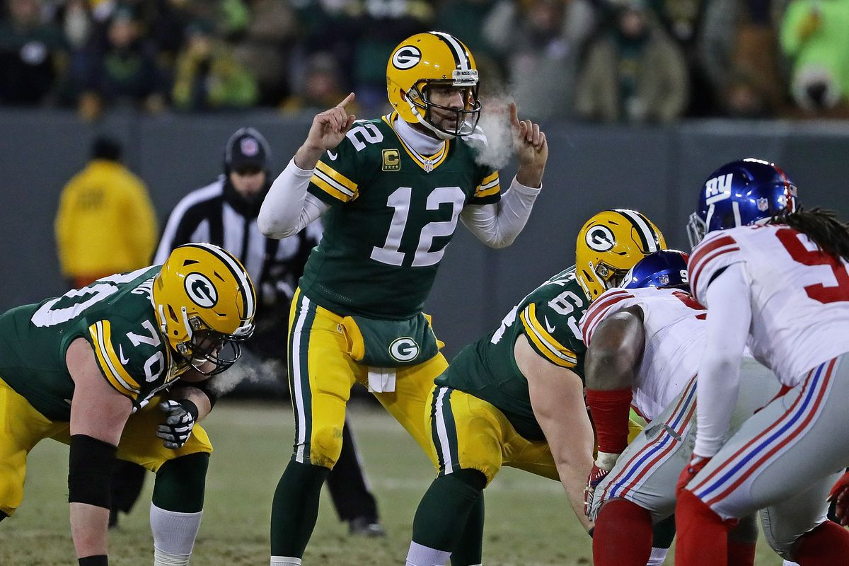 Wild Card Round - New York Giants v Green Bay Packers