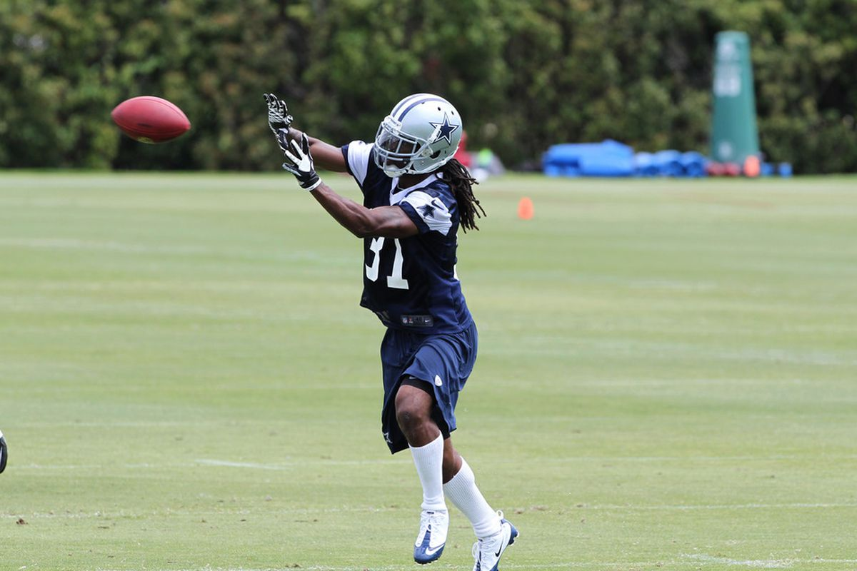 Mario Butler spent last year on the practice squad. Due to his hard work, Butler is now a member of the 53-man roster.