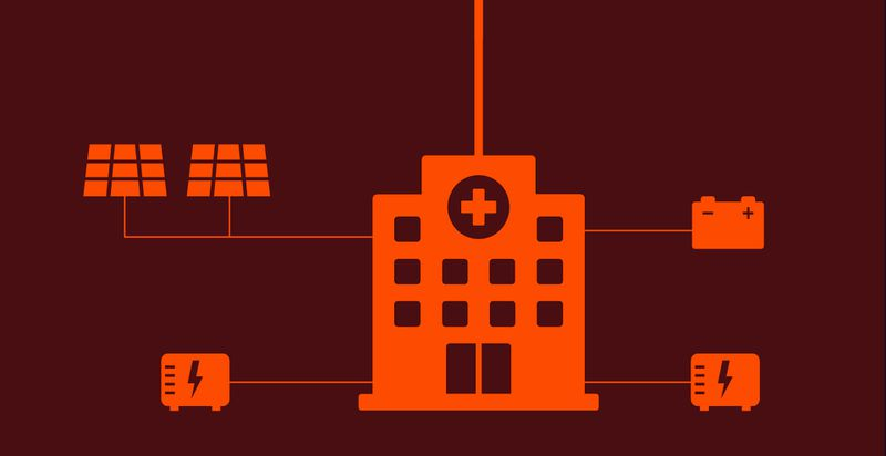 Hospital Clean energy technologies threaten to overwhelm the grid. Here's how it can adapt.