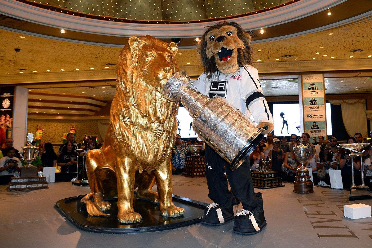 2014 NHL Awards - Trophy Display