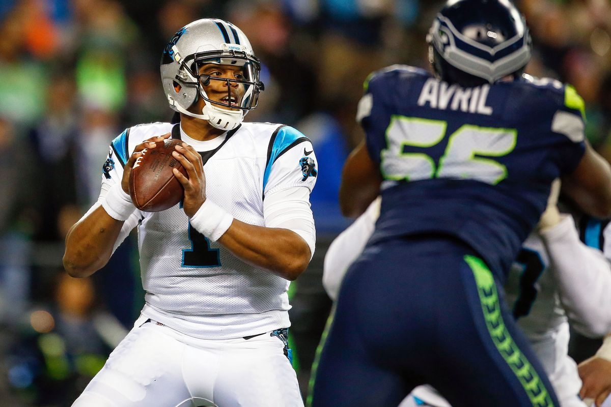 Cam Newton (GettyImages)