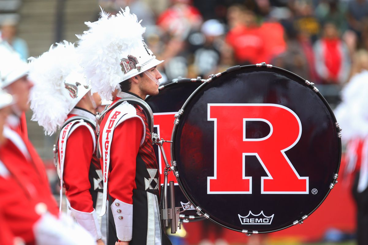 rutgers' new band director has lots of ideasand he shares them