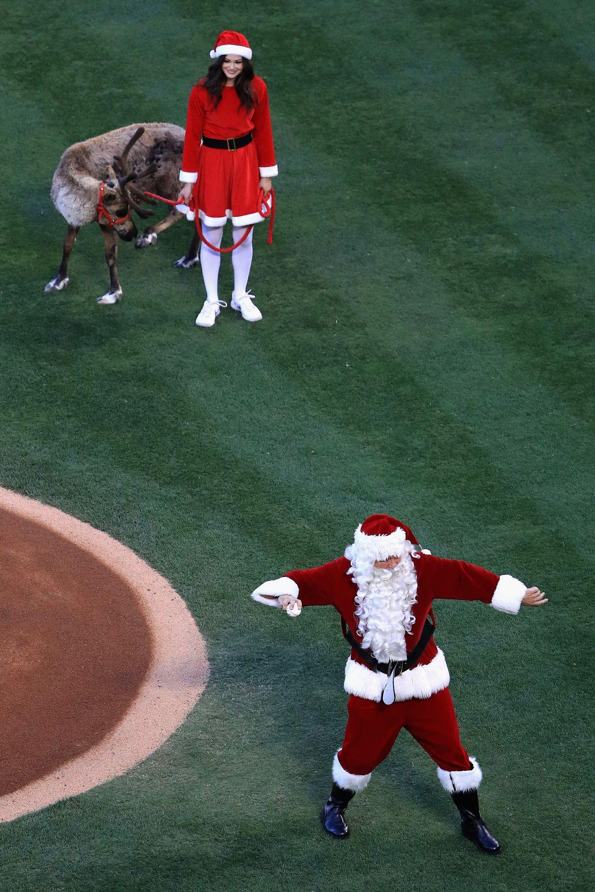 Kansas City Royals v Los Angeles Angels of Anaheim