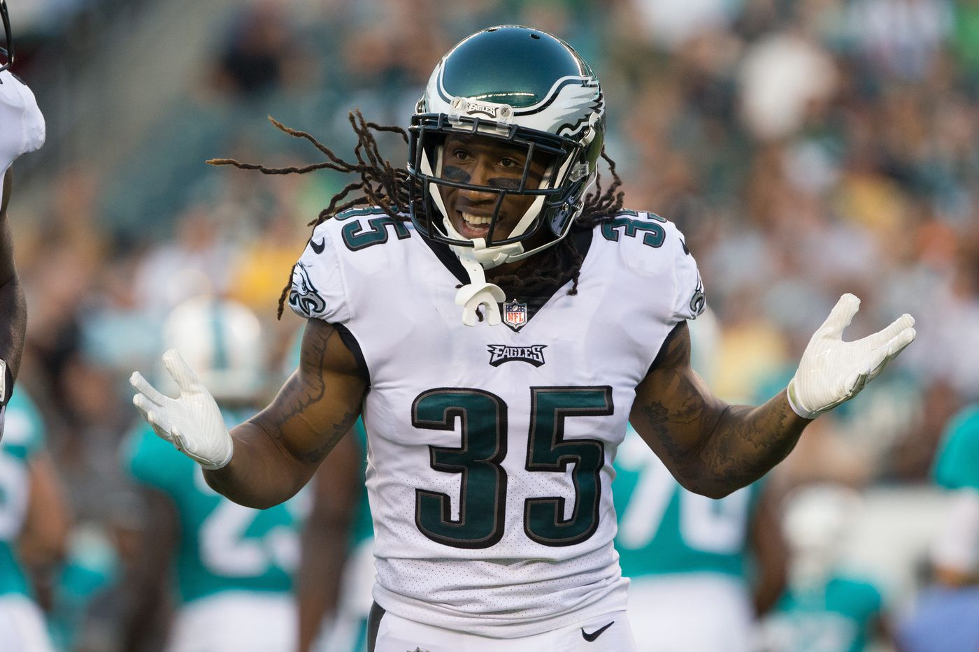 Ronald Darby has a new Eagles jersey number - Bleeding Green Nation